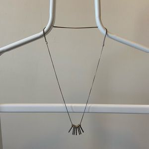 Madewell Silver Chain Necklace